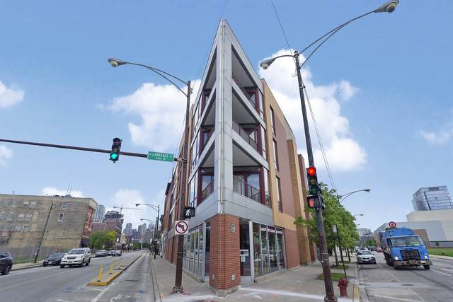 1322 N Clybourn Avenue 3N, Chicago, IL 60610 (MLS #10733549) :: Property Consultants Realty