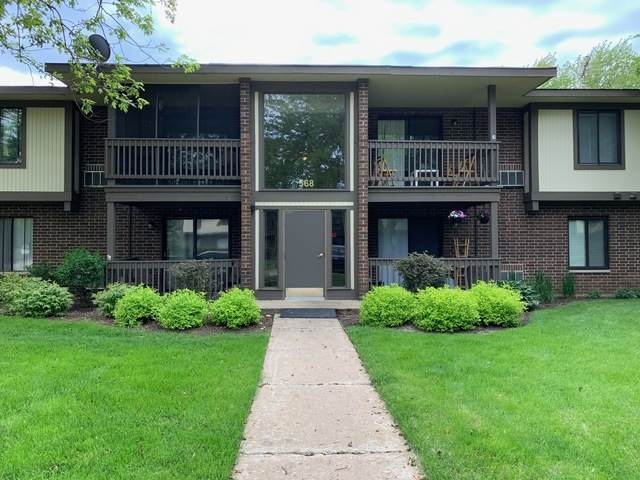 568 Somerset Lane 568-5, Crystal Lake, IL 60014 (MLS #10733561) :: Property Consultants Realty