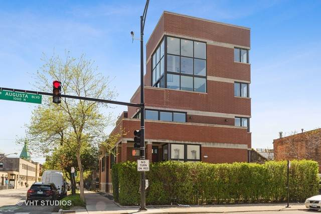 956 N Wood Street Ph, Chicago, IL 60622 (MLS #10733567) :: Property Consultants Realty