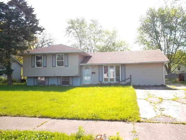 945 Purdue Lane, Matteson, IL 60443 (MLS #10733573) :: Helen Oliveri Real Estate