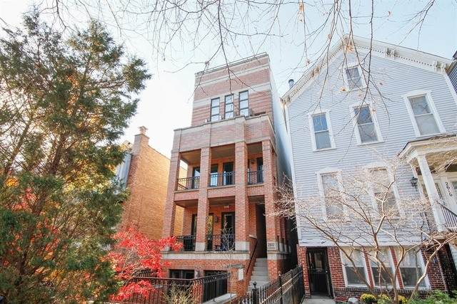 2612 N Orchard Street #2, Chicago, IL 60614 (MLS #10733584) :: Property Consultants Realty