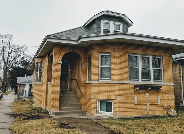2859 N Menard Avenue, Chicago, IL 60634 (MLS #10733592) :: Helen Oliveri Real Estate