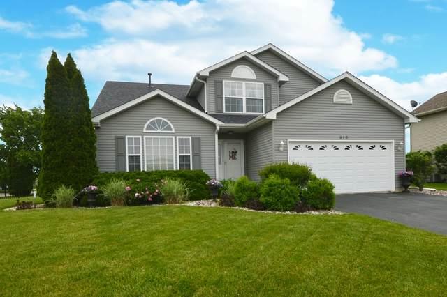 910 Shorewood Drive, Shorewood, IL 60404 (MLS #10733603) :: Lewke Partners