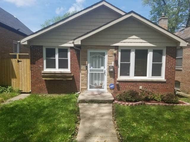 7 E 141st Street, Riverdale, IL 60827 (MLS #10733611) :: Property Consultants Realty