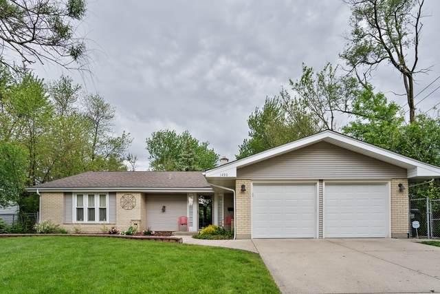 1490 Kingsdale Road, Hoffman Estates, IL 60169 (MLS #10733627) :: Century 21 Affiliated