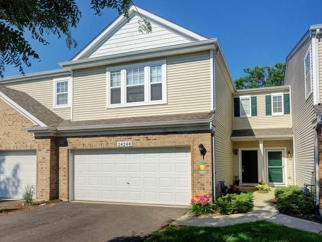 24248 Leski Lane, Plainfield, IL 60585 (MLS #10733666) :: Property Consultants Realty
