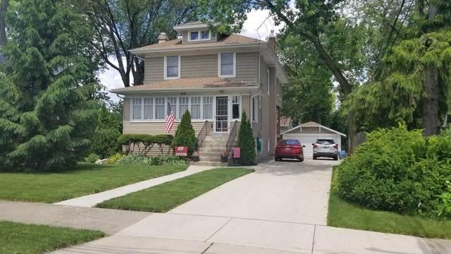 216 E Hickory Street, Lombard, IL 60148 (MLS #10733680) :: Lewke Partners