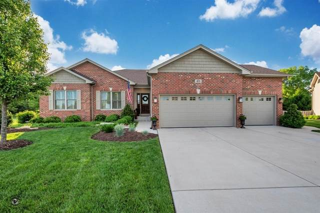 411 Andover Drive, Oswego, IL 60543 (MLS #10733713) :: O'Neil Property Group