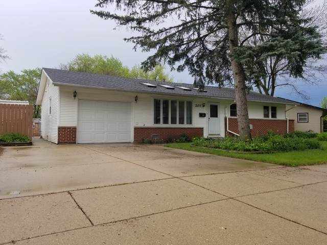 207 Basswood Drive, Elk Grove Village, IL 60007 (MLS #10733730) :: Property Consultants Realty