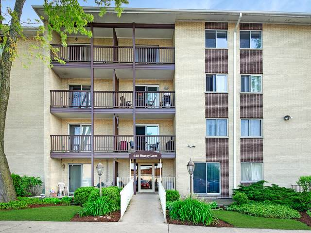 640 Murray Lane #408, Des Plaines, IL 60016 (MLS #10733740) :: Helen Oliveri Real Estate