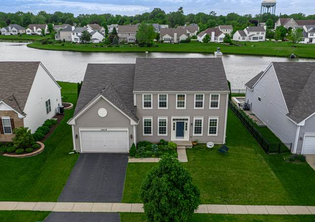 1615 Brower Place, Sycamore, IL 60178 (MLS #10733750) :: Helen Oliveri Real Estate