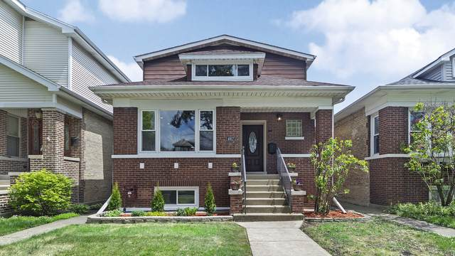 4917 N Keeler Avenue, Chicago, IL 60630 (MLS #10733770) :: Touchstone Group