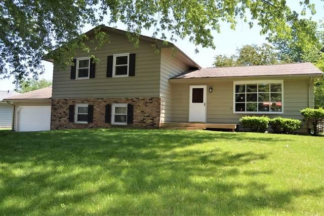 108 Hammitt Drive, Normal, IL 61761 (MLS #10733866) :: Ryan Dallas Real Estate