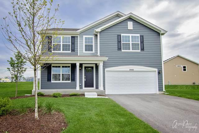 2480 Fairview Circle, Woodstock, IL 60098 (MLS #10733876) :: Lewke Partners