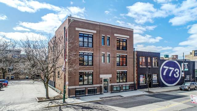 1211 W Belmont Avenue 1W, Chicago, IL 60657 (MLS #10733915) :: Property Consultants Realty