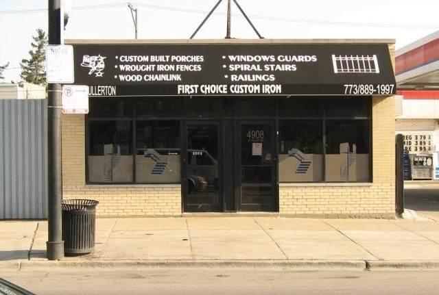 4908 Fullerton Avenue, Chicago, IL 60639 (MLS #10733951) :: Helen Oliveri Real Estate