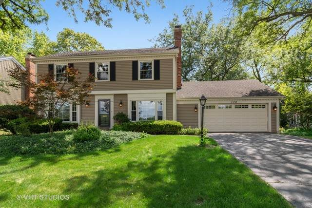 120 E Bauer Road, Naperville, IL 60563 (MLS #10733978) :: Property Consultants Realty