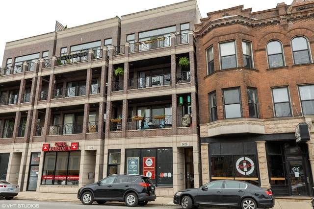 1426 W Irving Park Road #3, Chicago, IL 60613 (MLS #10734009) :: Property Consultants Realty