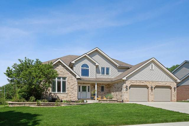 417 Deerfield Lane, New Lenox, IL 60451 (MLS #10734021) :: Century 21 Affiliated