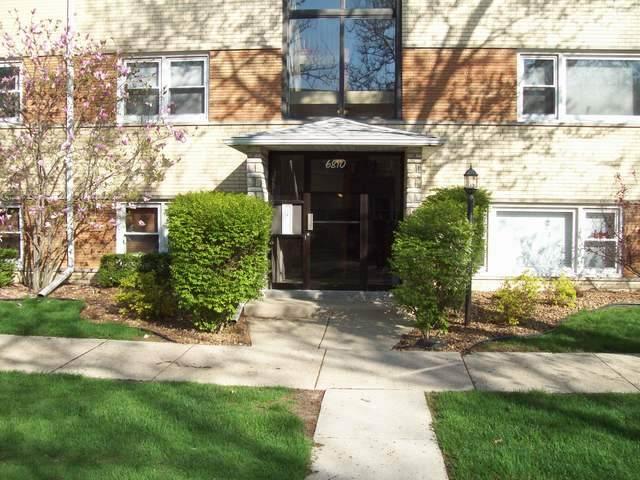 6810 N Ozark Avenue #9, Chicago, IL 60631 (MLS #10734041) :: Touchstone Group