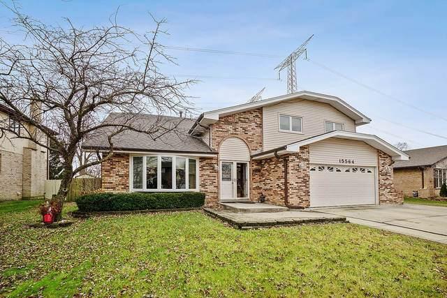 15564 Willow Court, Homer Glen, IL 60491 (MLS #10734066) :: Angela Walker Homes Real Estate Group
