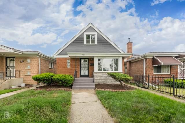 9841 S Prairie Avenue, Chicago, IL 60628 (MLS #10734088) :: Janet Jurich