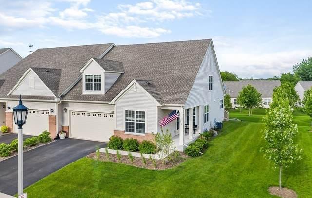 1169A Woodridge Drive, Sugar Grove, IL 60554 (MLS #10734098) :: BN Homes Group