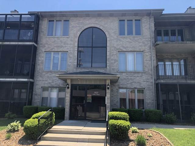 5025 139th Place #506, Crestwood, IL 60418 (MLS #10734125) :: John Lyons Real Estate