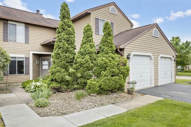 2493 Brunswick Circle B1, Woodridge, IL 60517 (MLS #10734130) :: John Lyons Real Estate
