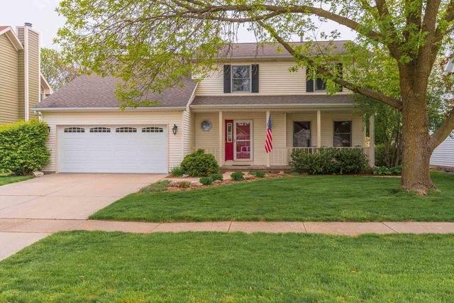 8 Downing Circle, Bloomington, IL 61704 (MLS #10734143) :: Ryan Dallas Real Estate