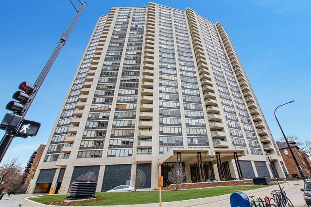 3930 N Pine Grove Avenue #2305, Chicago, IL 60613 (MLS #10734172) :: Property Consultants Realty