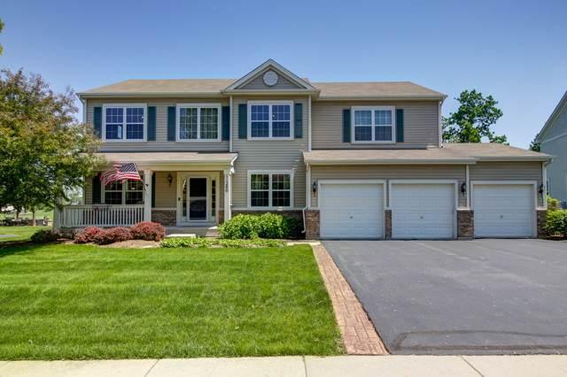 11280 Fitzgerald Lane, Huntley, IL 60142 (MLS #10734225) :: Lewke Partners