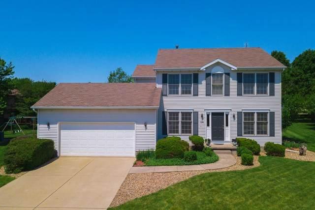 106 Shorewood Drive, Bloomington, IL 61704 (MLS #10734236) :: Ryan Dallas Real Estate