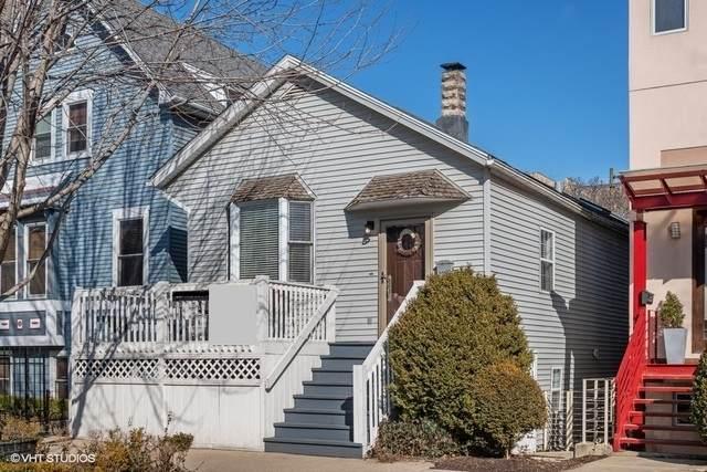 2705 N Marshfield Avenue, Chicago, IL 60614 (MLS #10734249) :: Helen Oliveri Real Estate