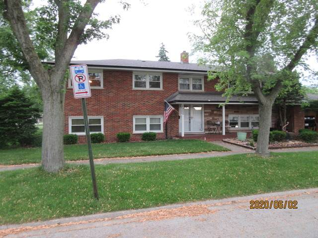 4900 W 92nd Street, Oak Lawn, IL 60453 (MLS #10734252) :: Ryan Dallas Real Estate