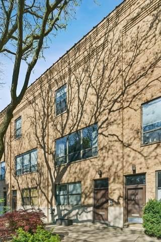 2251 N Wayne Avenue A3, Chicago, IL 60614 (MLS #10734269) :: Helen Oliveri Real Estate