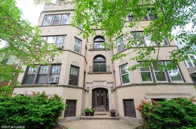 6549 N Ashland Avenue 3S, Chicago, IL 60626 (MLS #10734316) :: Property Consultants Realty