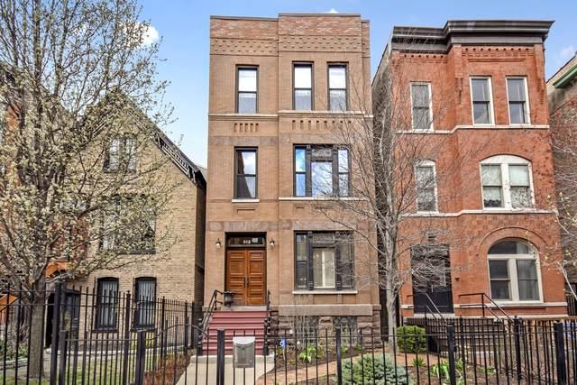 618 W Kemper Place, Chicago, IL 60614 (MLS #10734351) :: Helen Oliveri Real Estate