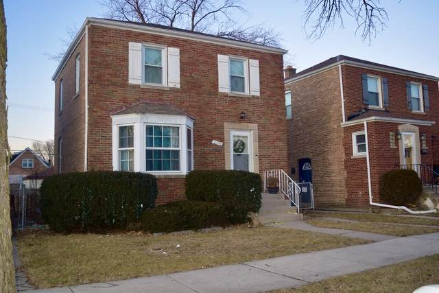 3308 W 83rd Place, Chicago, IL 60652 (MLS #10734364) :: Janet Jurich