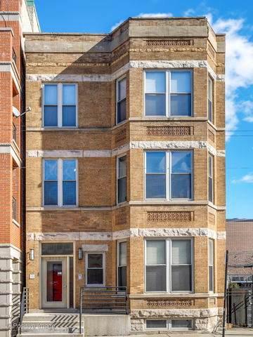 2717 N Halsted Street 2F, Chicago, IL 60614 (MLS #10734366) :: Helen Oliveri Real Estate