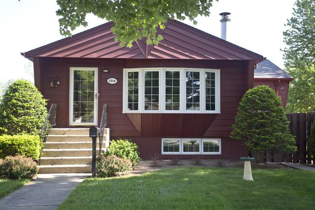 5254 Otto Place, Oak Lawn, IL 60453 (MLS #10734382) :: Ryan Dallas Real Estate