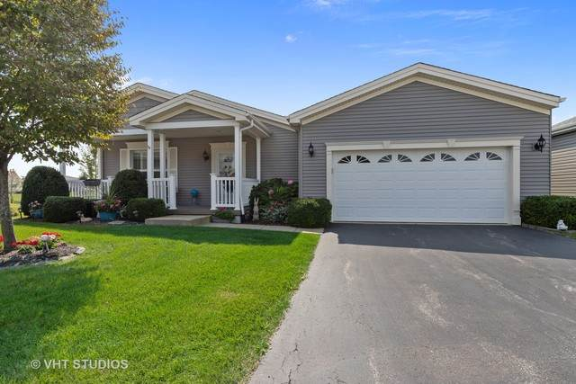 319 Legacy Court, Grayslake, IL 60030 (MLS #10734428) :: Helen Oliveri Real Estate