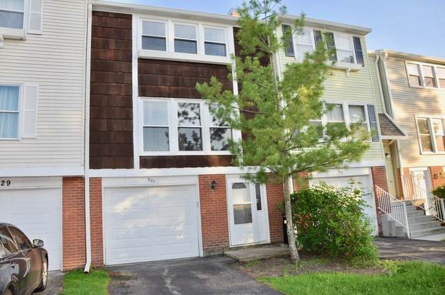927 Cardiff Court, Schaumburg, IL 60194 (MLS #10734461) :: Property Consultants Realty