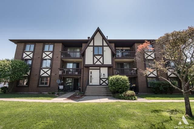 10581 Palos Place C, Palos Hills, IL 60465 (MLS #10734468) :: Helen Oliveri Real Estate