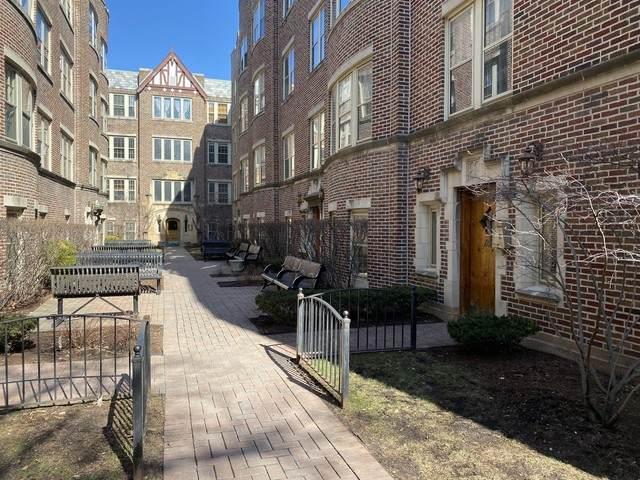 1118 Washington Boulevard 1A, Oak Park, IL 60302 (MLS #10734500) :: Ryan Dallas Real Estate