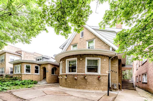 6213 N Fairfield Avenue, Chicago, IL 60659 (MLS #10734520) :: Property Consultants Realty