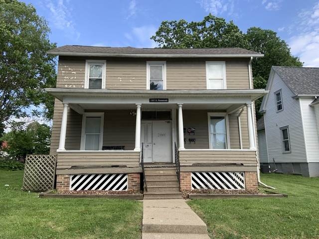 1307 N Roosevelt Avenue, Bloomington, IL 61701 (MLS #10734590) :: Ryan Dallas Real Estate