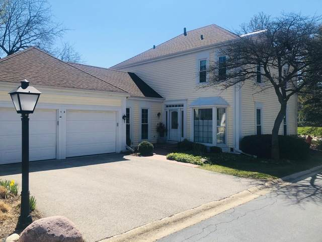 13 The Court Of Lagoon View Court, Northbrook, IL 60062 (MLS #10734642) :: Helen Oliveri Real Estate