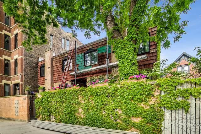 1628 N Sedgwick Street #3, Chicago, IL 60614 (MLS #10734650) :: Helen Oliveri Real Estate
