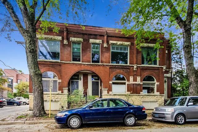 1142 W Schubert Avenue #3, Chicago, IL 60614 (MLS #10734689) :: Helen Oliveri Real Estate